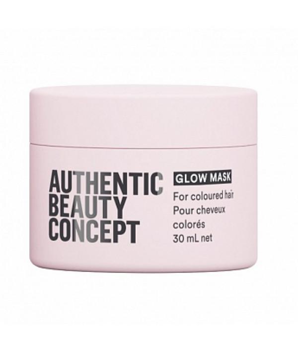 Маска для блеска натуральных и окрашенных волос Glow 30 ml