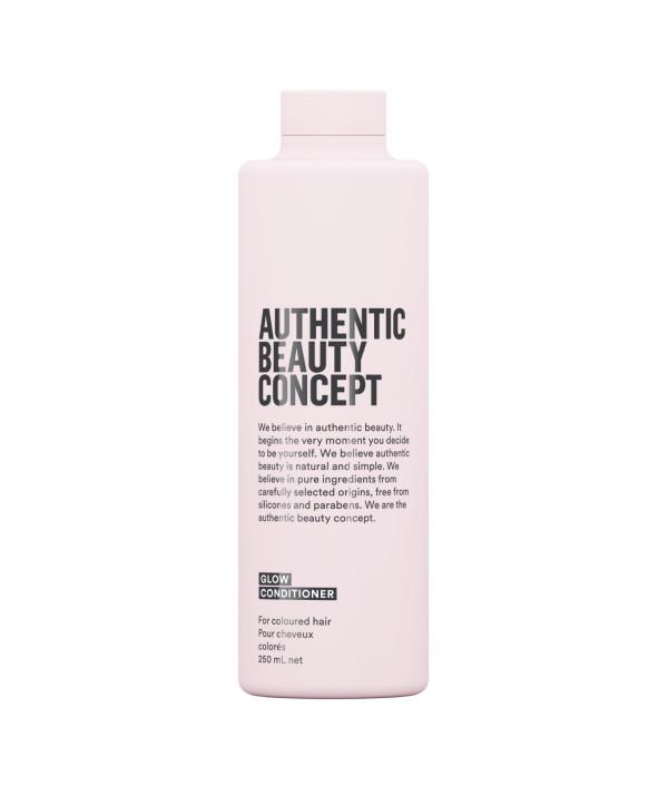 Кондиционер для блеска натуральных и окрашенных волос Glow